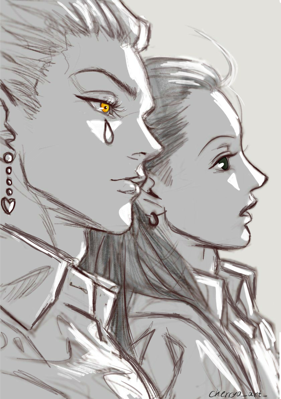 Hisoka and illumy