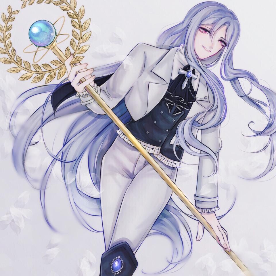聖杖 Illust of まみや medibangpaint