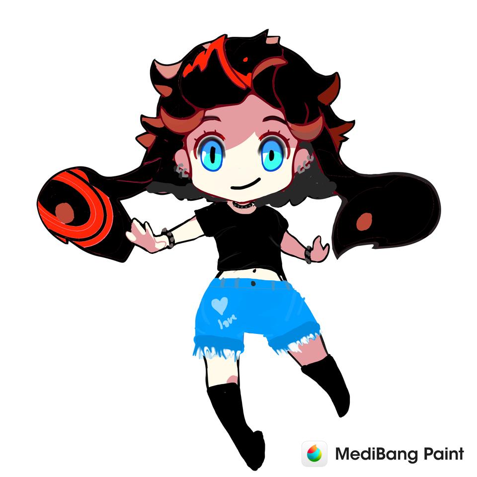 medy-chan Illust of 🌠$TAR LIGHT 🌠 medibangpaint