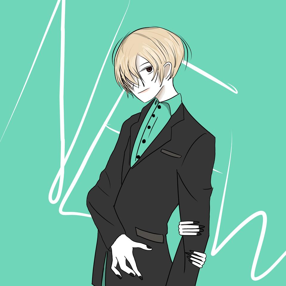 신규 (new) Illust of YUN-C Post_Multiple_Images_Contest January2021_Contest:OC oc yun-c new