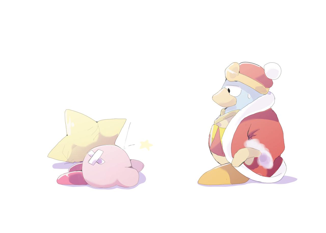 はじめて Illust of 前田 medibangpaint デデデ大王 Kirby