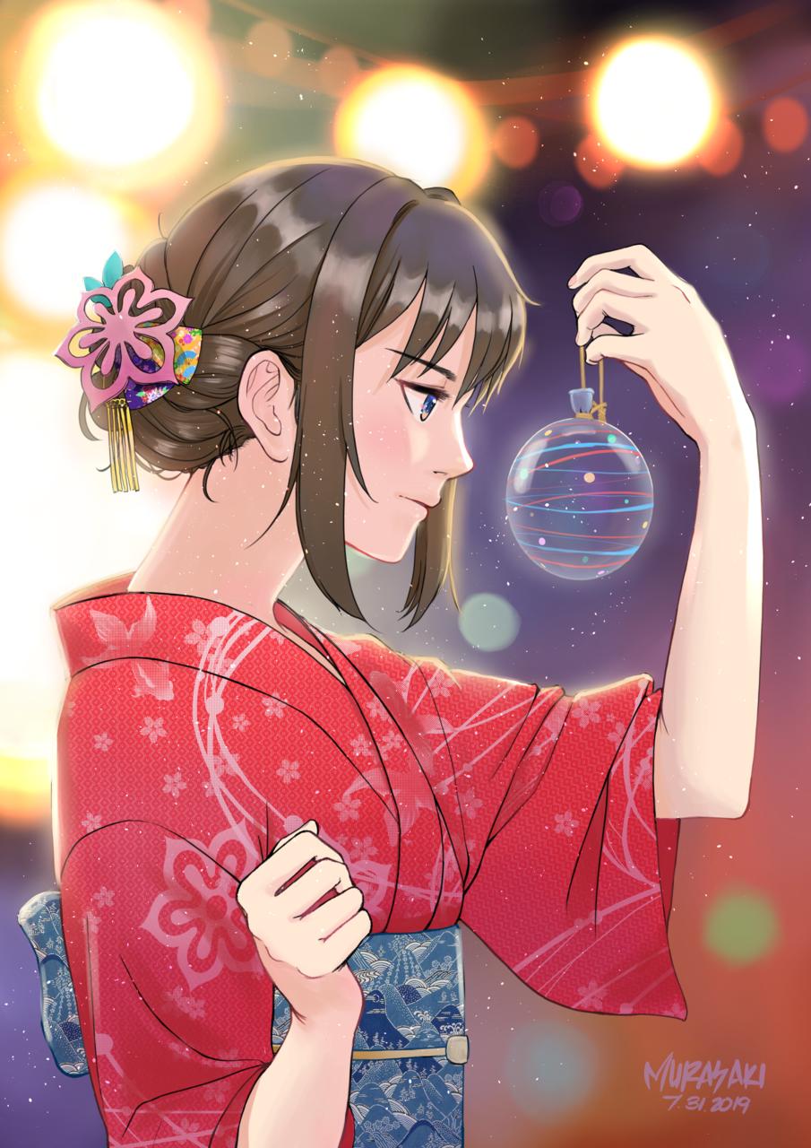 京都の美人