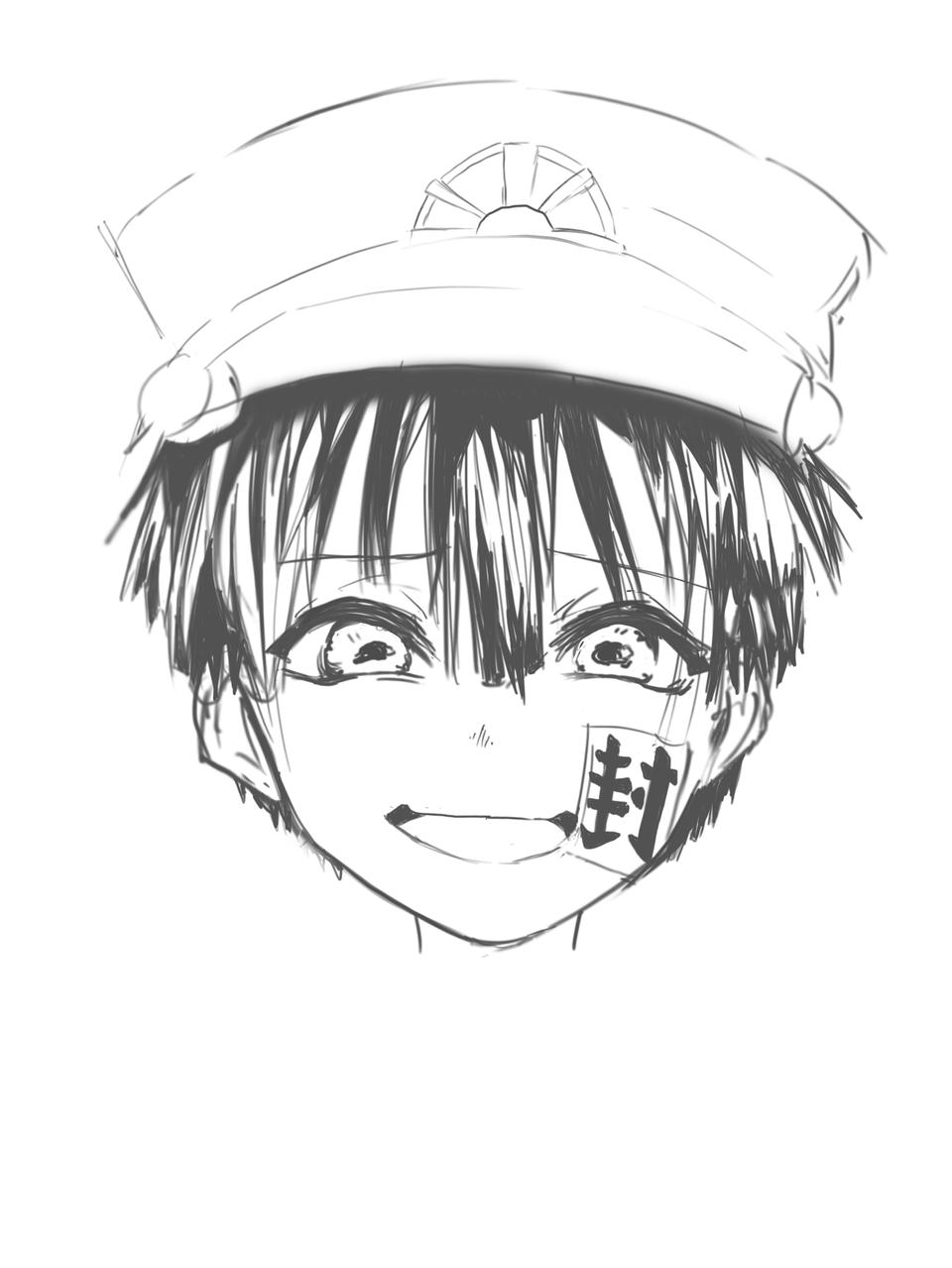 Illust of スンペン medibangpaint Toilet-boundHanako-kun