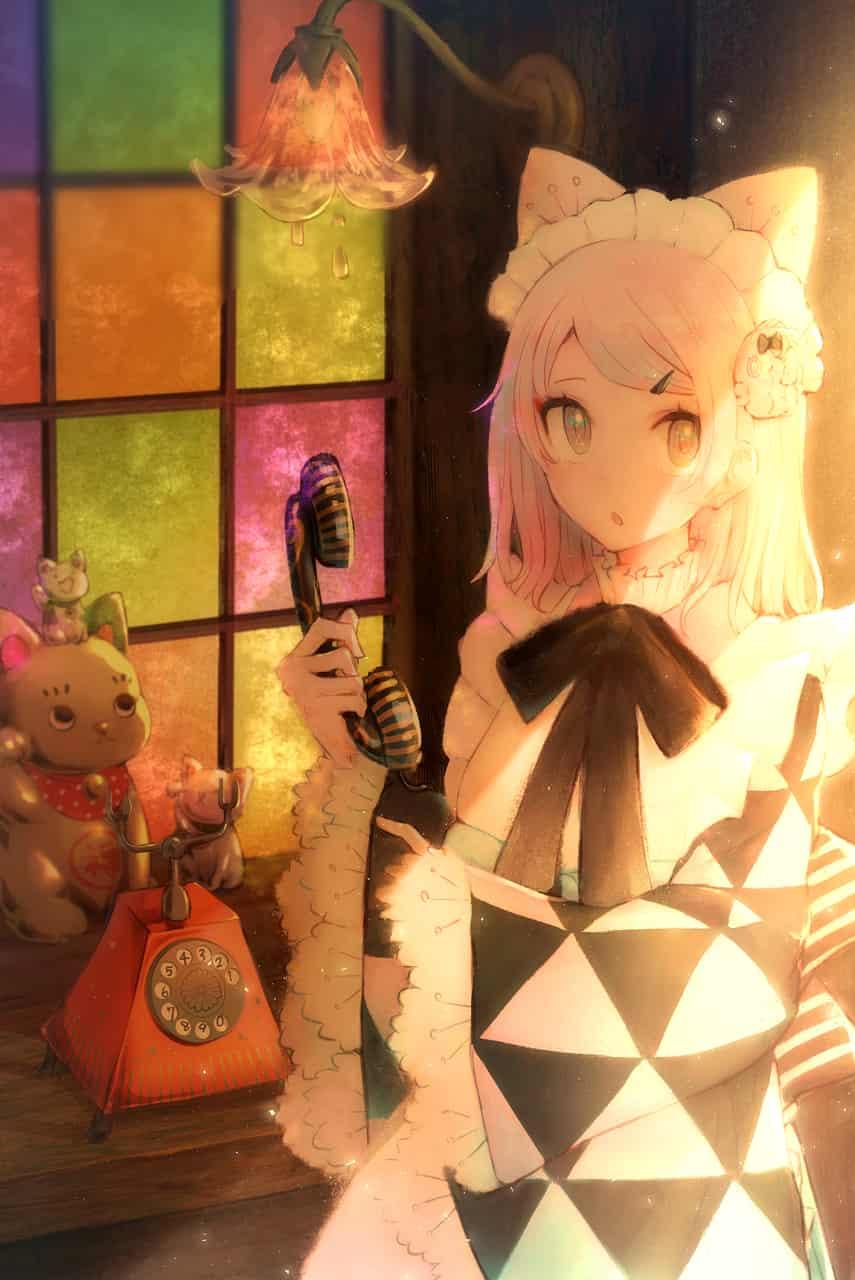 大正ロマン Illust of もふ ARTstreet_Ranking original レトロ oc girl 大正ロマン