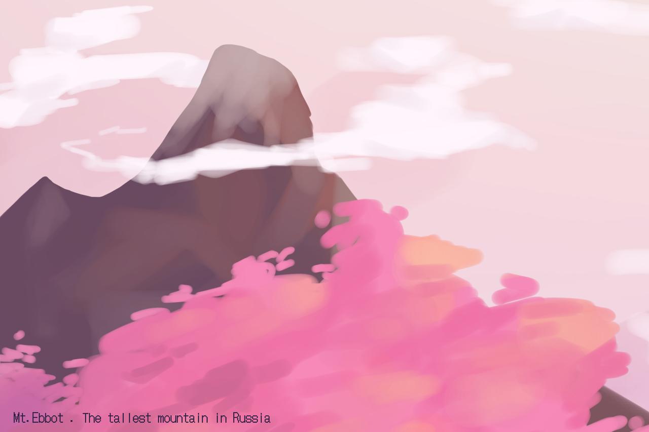 The mountain • PoisonTale fanart Illust of Maiiku BushBabyOrigins UndertaleAU PoisonTale Maiiku