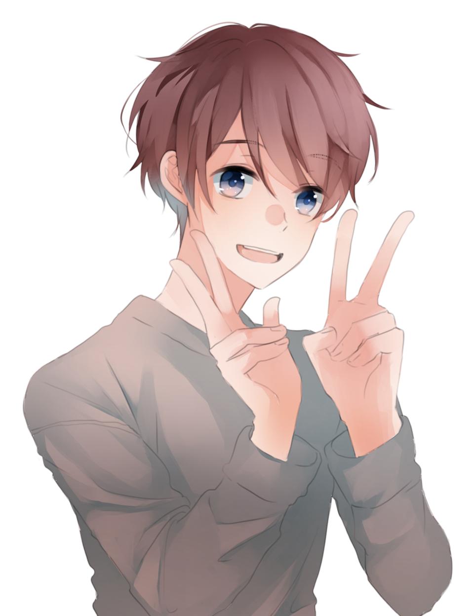 Illust of ぽち original boy
