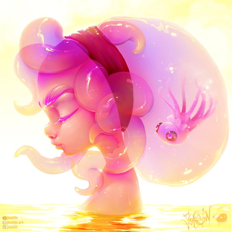 🐙 Mermaid ( Mermay )💖/JoAsLiN