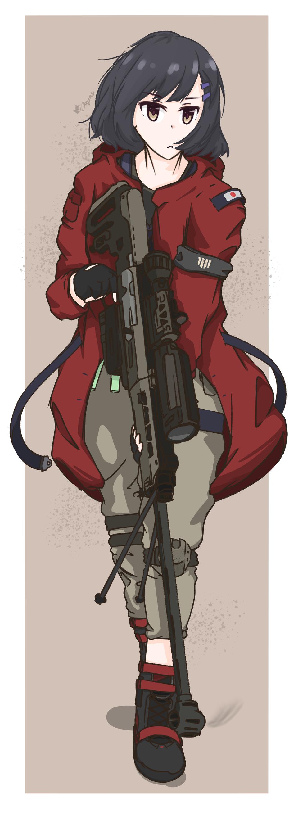 gun waifu