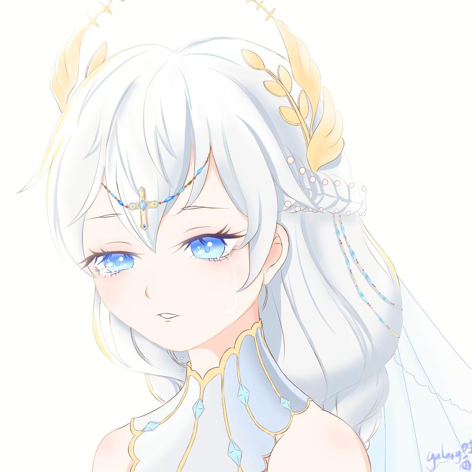圣女的眼泪——卡莲