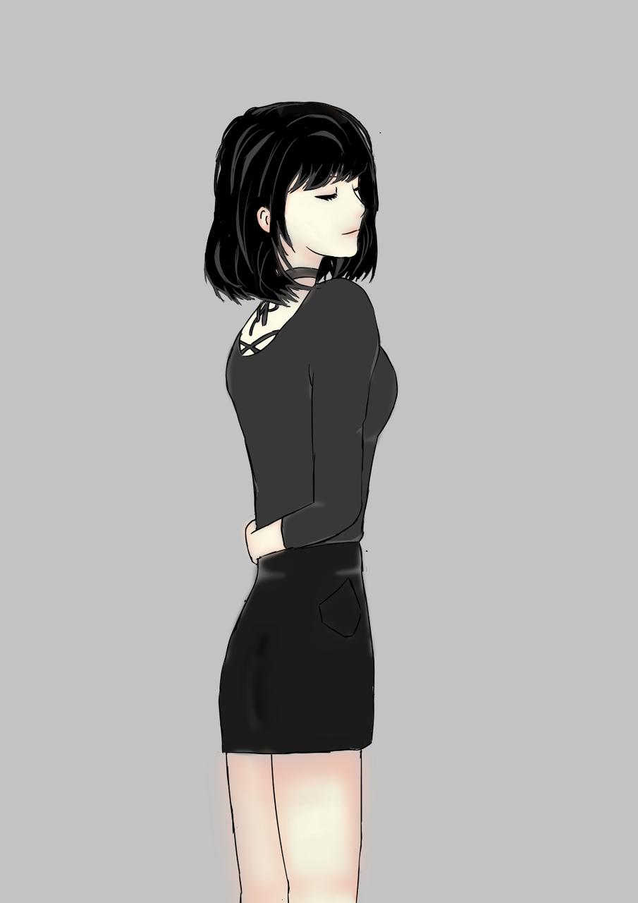 anime girl 아미-Ami - Illustrations ART street