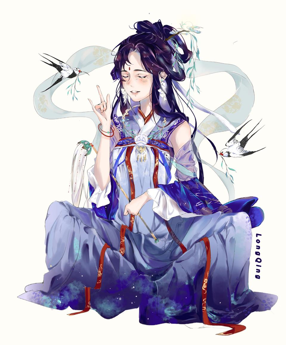 Illust of LongQing龍青 medibangpaint