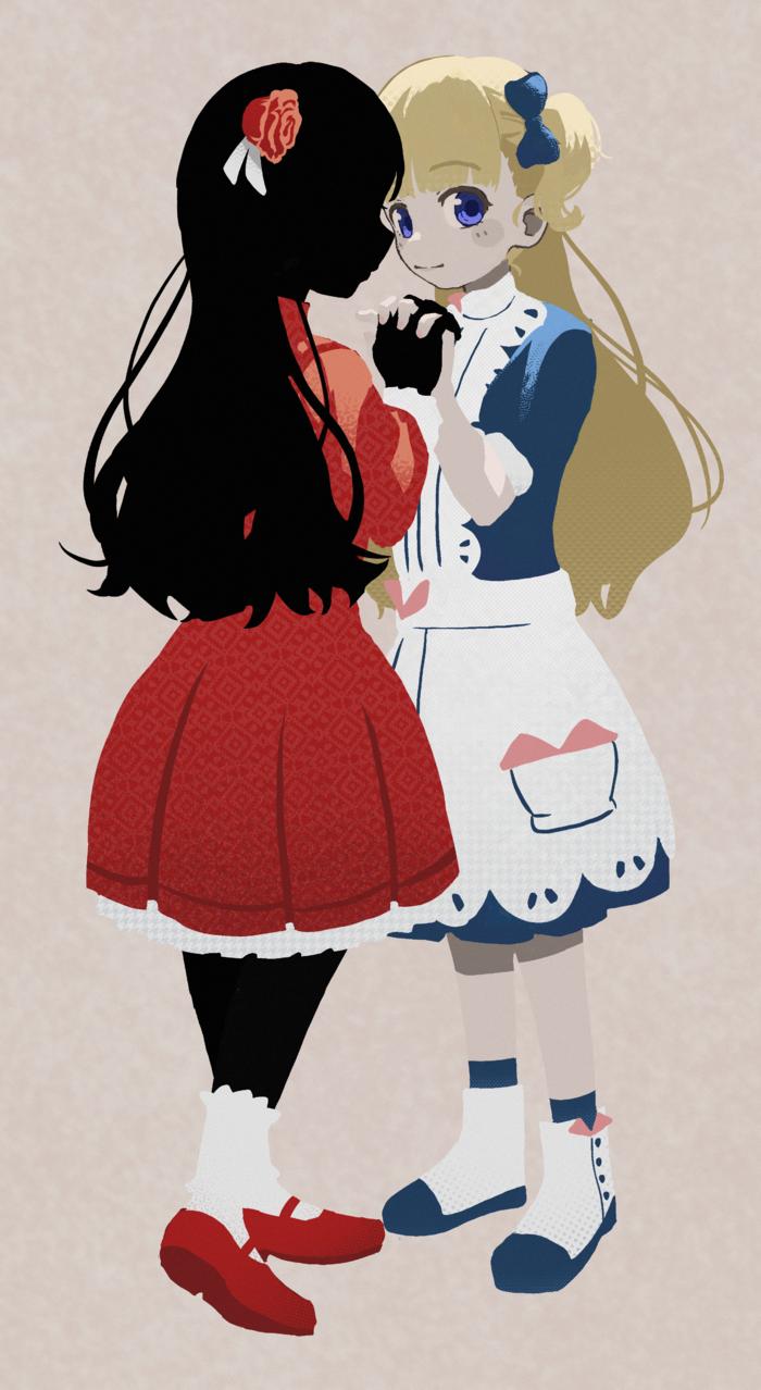 Illust of w シャドーハウス girl fanart