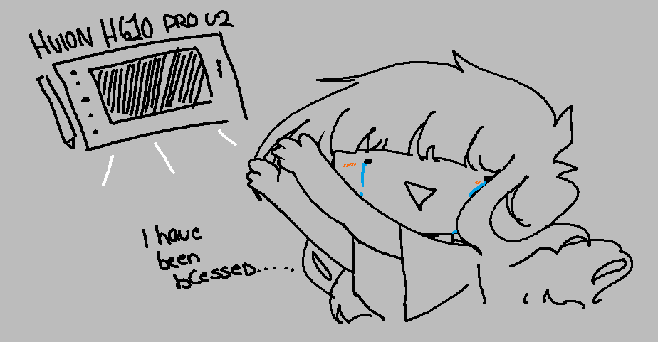 i have a drawing tablet now aAAAa Illust of surii