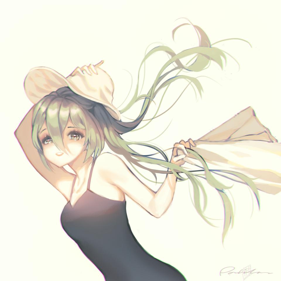 Summer Miku