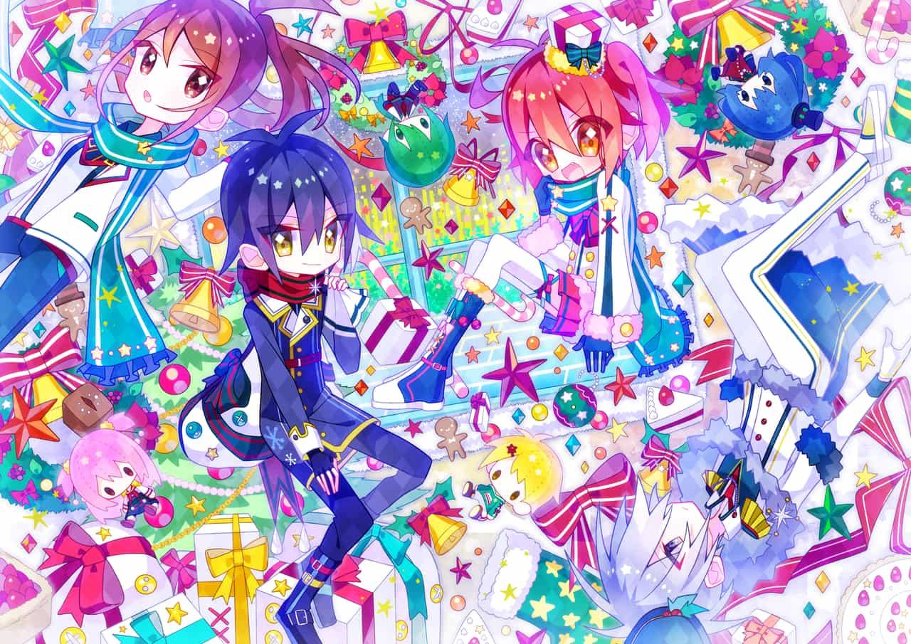 ++Merry Christmas++ Illust of 天音れもん dec.2019Contest original
