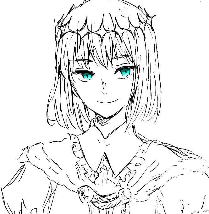 オベロン Illust of 楓 Fate/GrandOrder オベロン