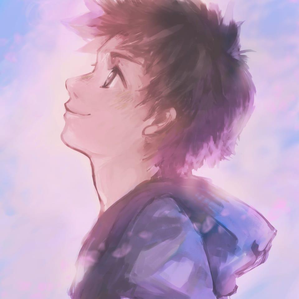 男の子 Illust of ささら レッツワンドロ boy MediBangPaintPro