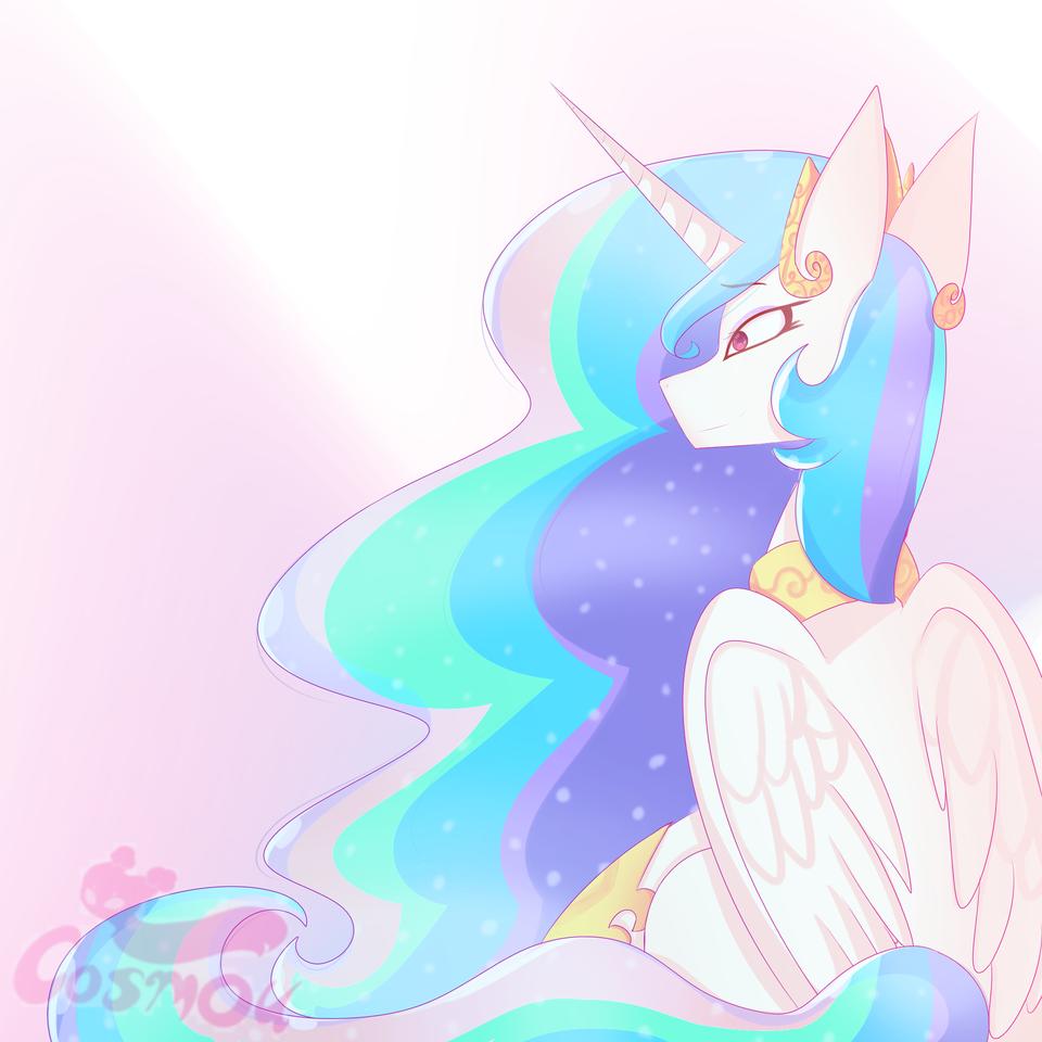 Princess Celestia (something I forgot to post)
