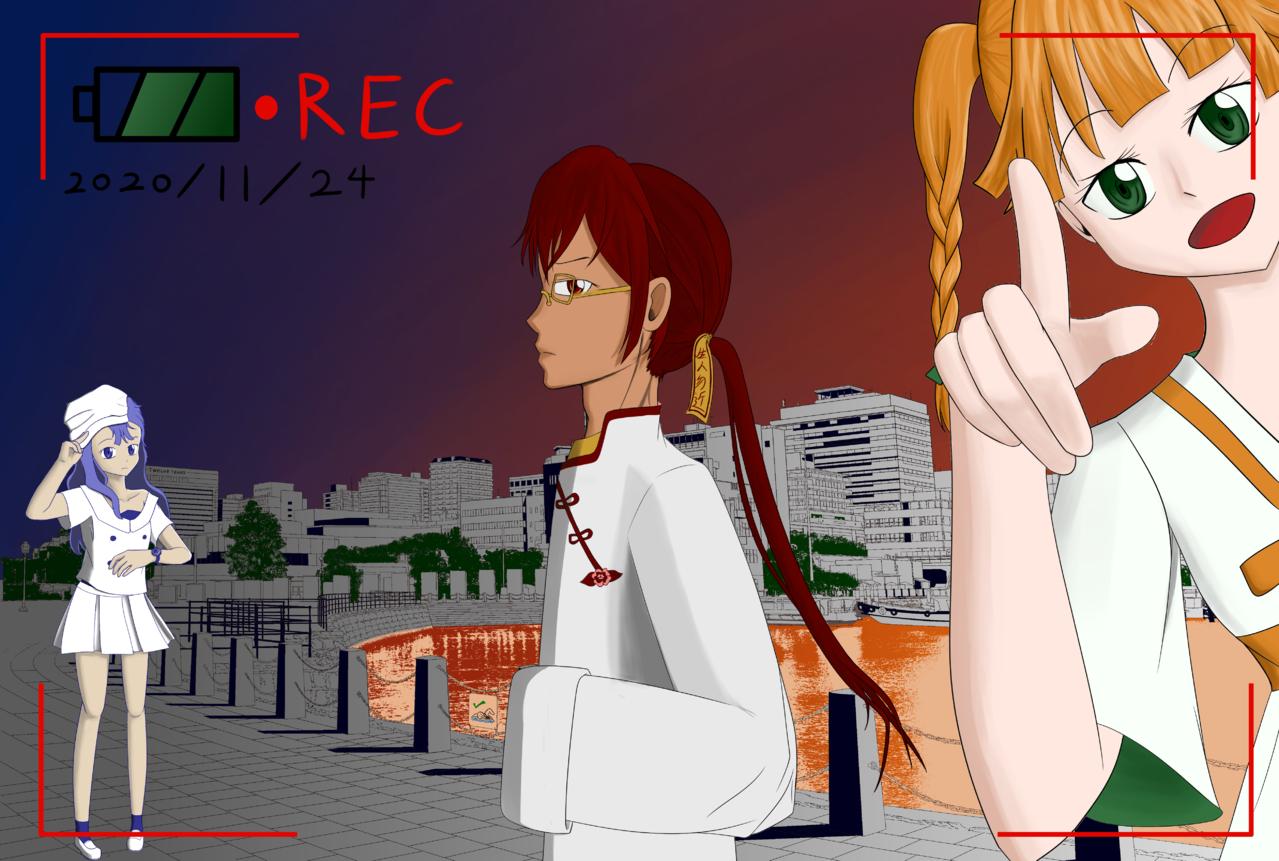 赴約 Illust of 自知之名 Background_Image_Contest BackgroundImageContest_Using_Division