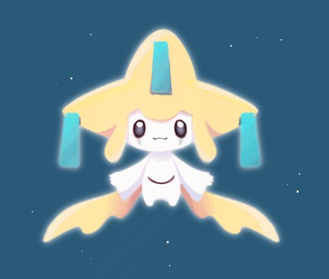 지라치~ Illust of Ellie🎗 pokemon