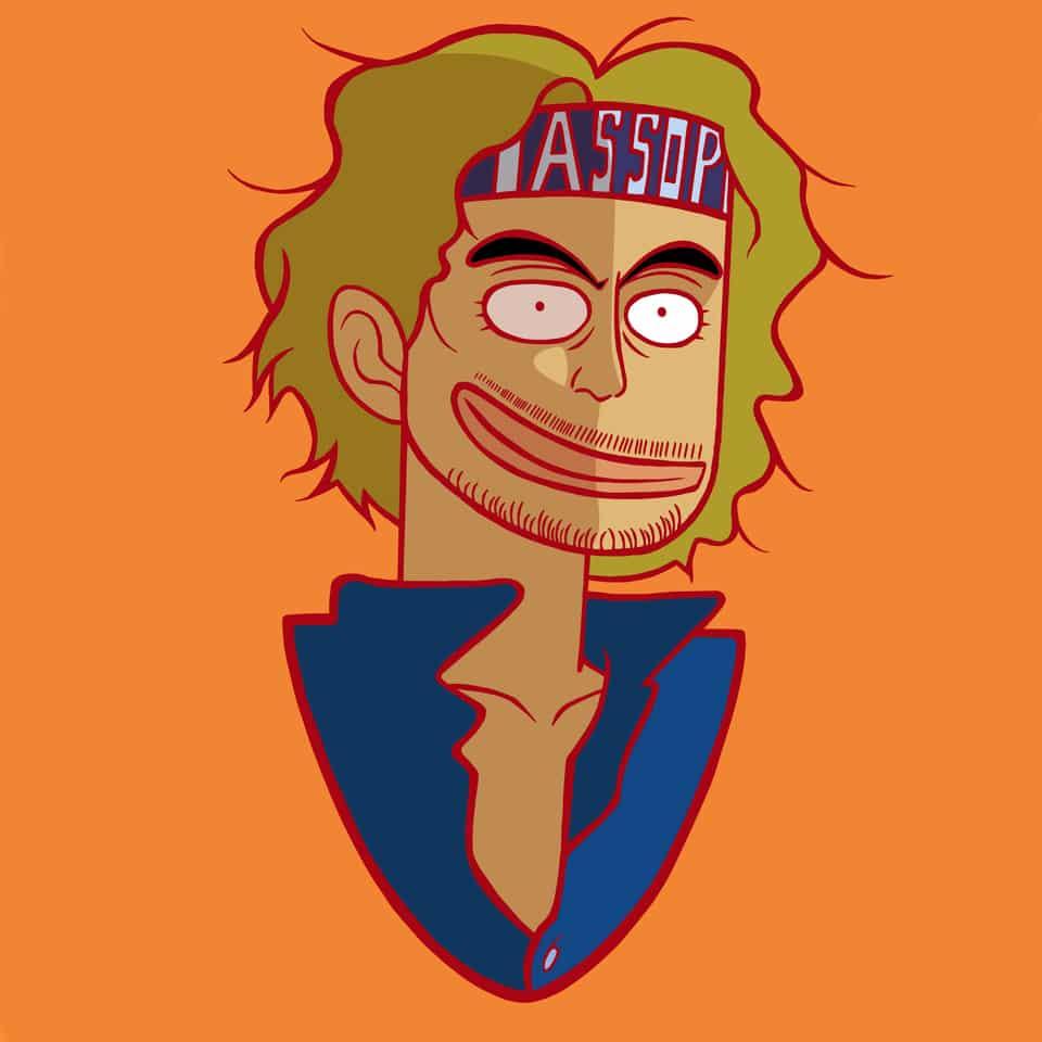 Yassopp Fan Art Illust of jason__the__artist manga fanart ONEPIECE medibangpaint anime digital