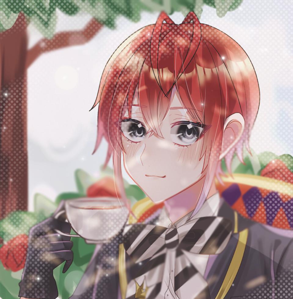 リドルくん Illust of みつ RiddleRosehearts kawaii Twisted-Wonderland