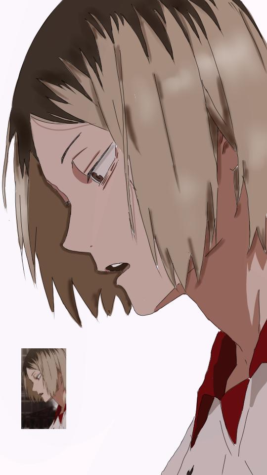 Kenma! (again) Illust of ☆°•chloe•°☆ medibangpaint cute Haikyu!! KenmaKozume anime kenma