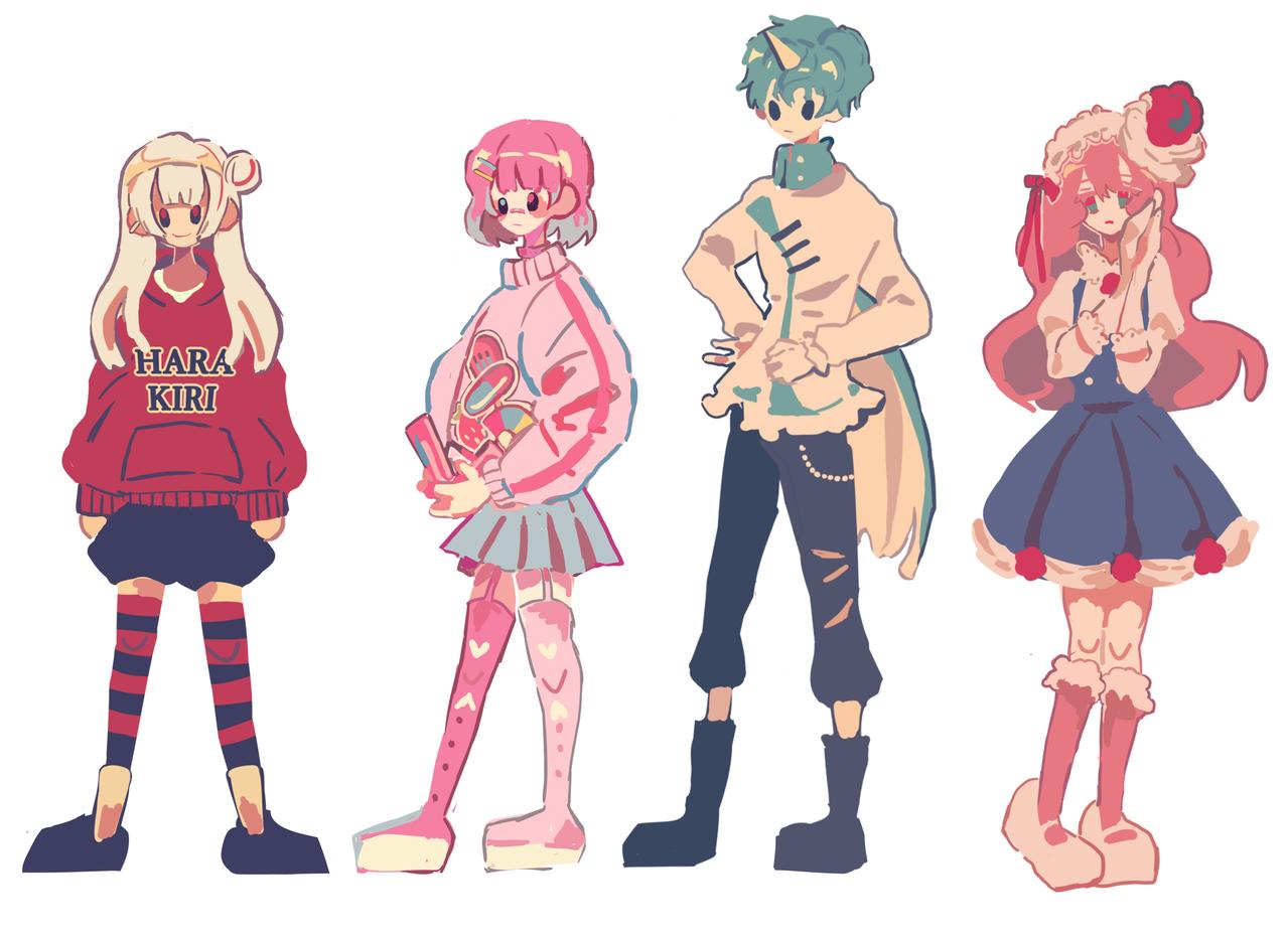 character design study22