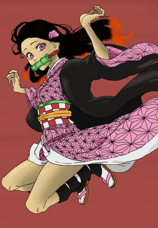 Nezuko from Demon Slayer: Kimetsu no Yaiba