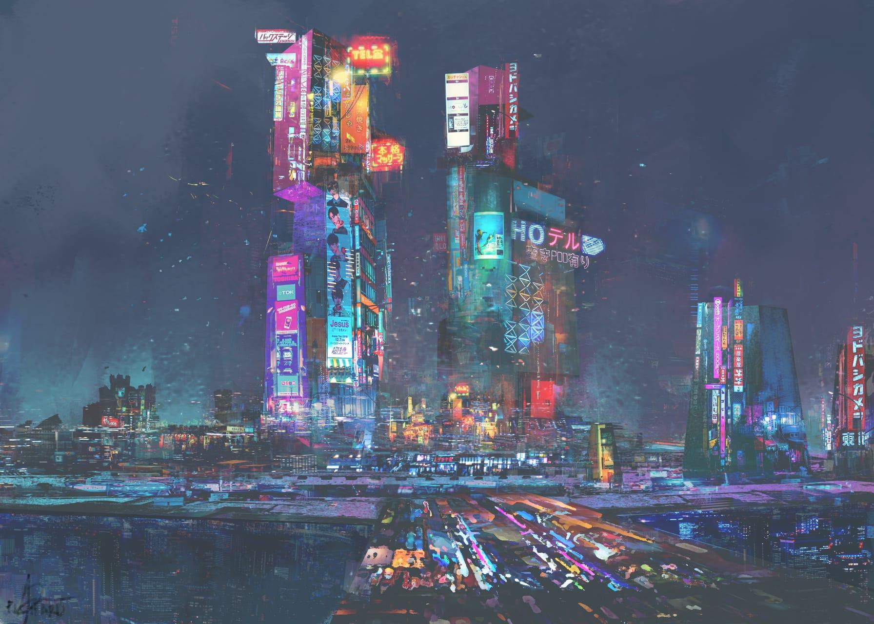 Midnight Neo City