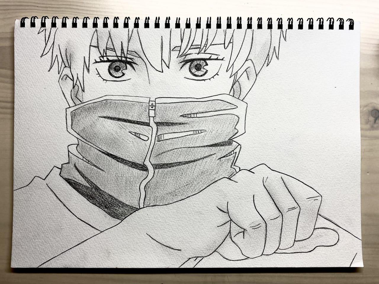 おかか Illust of a_sakura JujutsuKaisenFanartContest JujutsuKaisen 狗巻棘