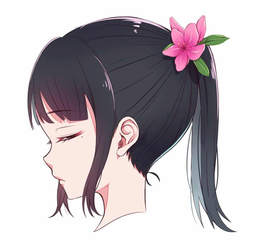Illust of 如月にろ girl original