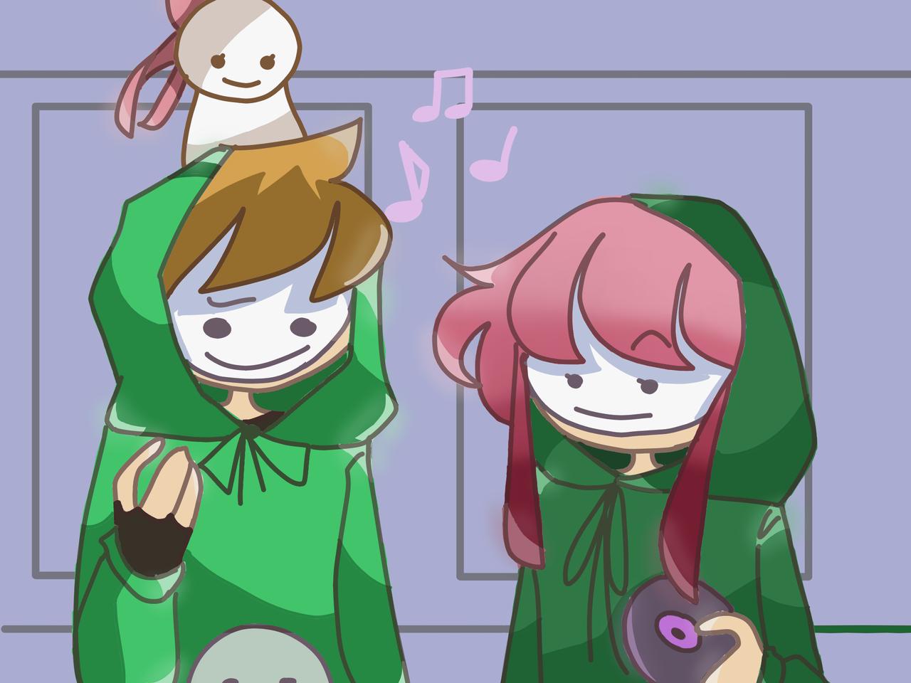 DreamiiKuri's request Illust of Rainey Modes request Dream