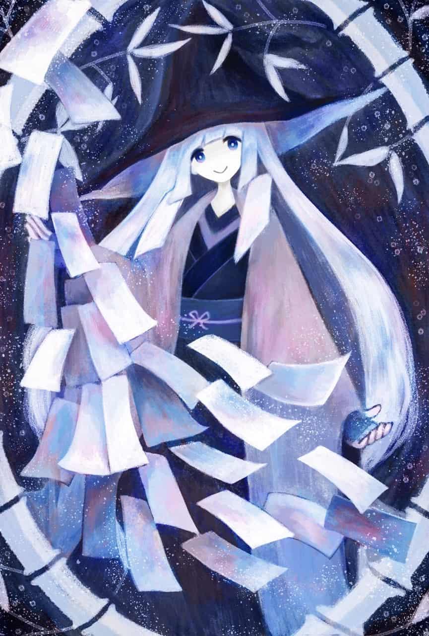 七夕の魔女