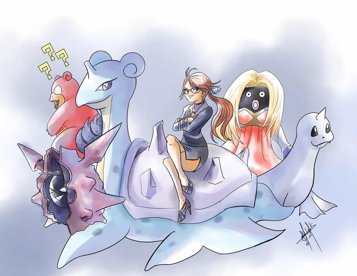 Lorelei team