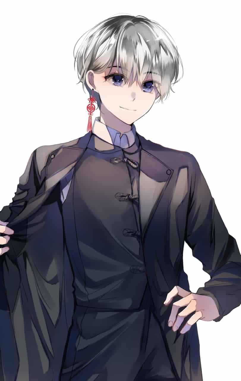 無題 Illust of ぽち original boy