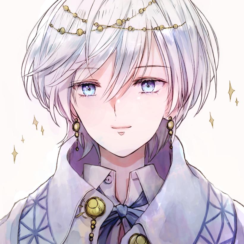 かわいい系(? Illust of Lishca shonen illustration white_hair original かわいい系