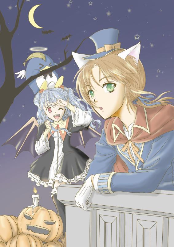 ハロウィンナイト