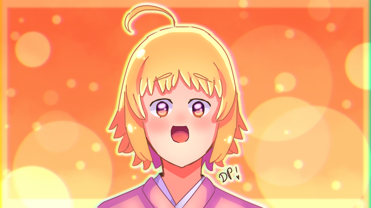 Kigurumi Illust of Mfg53 owo girl anime