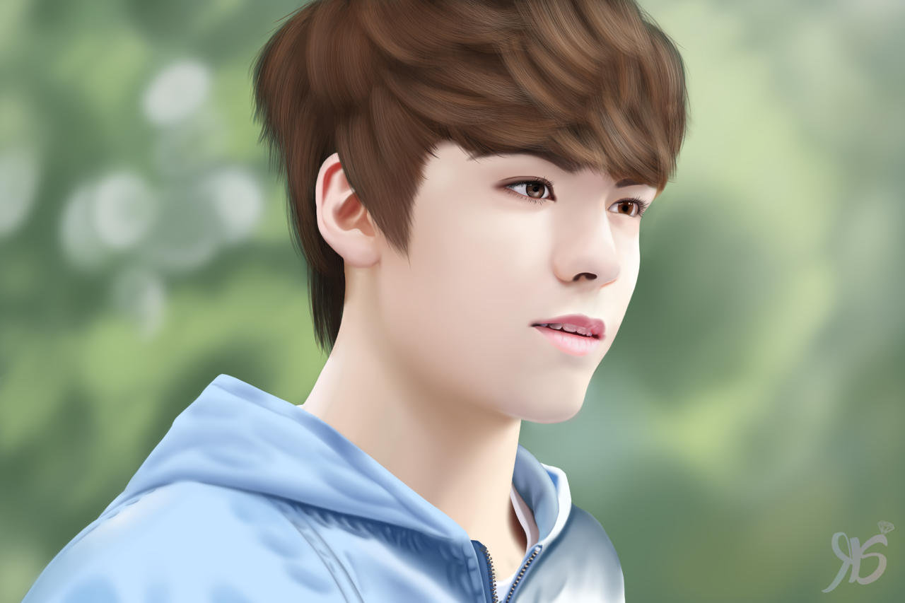 Vernon [SEVENTEEN] - RasenSoonyoung | Illustrations - ART street by