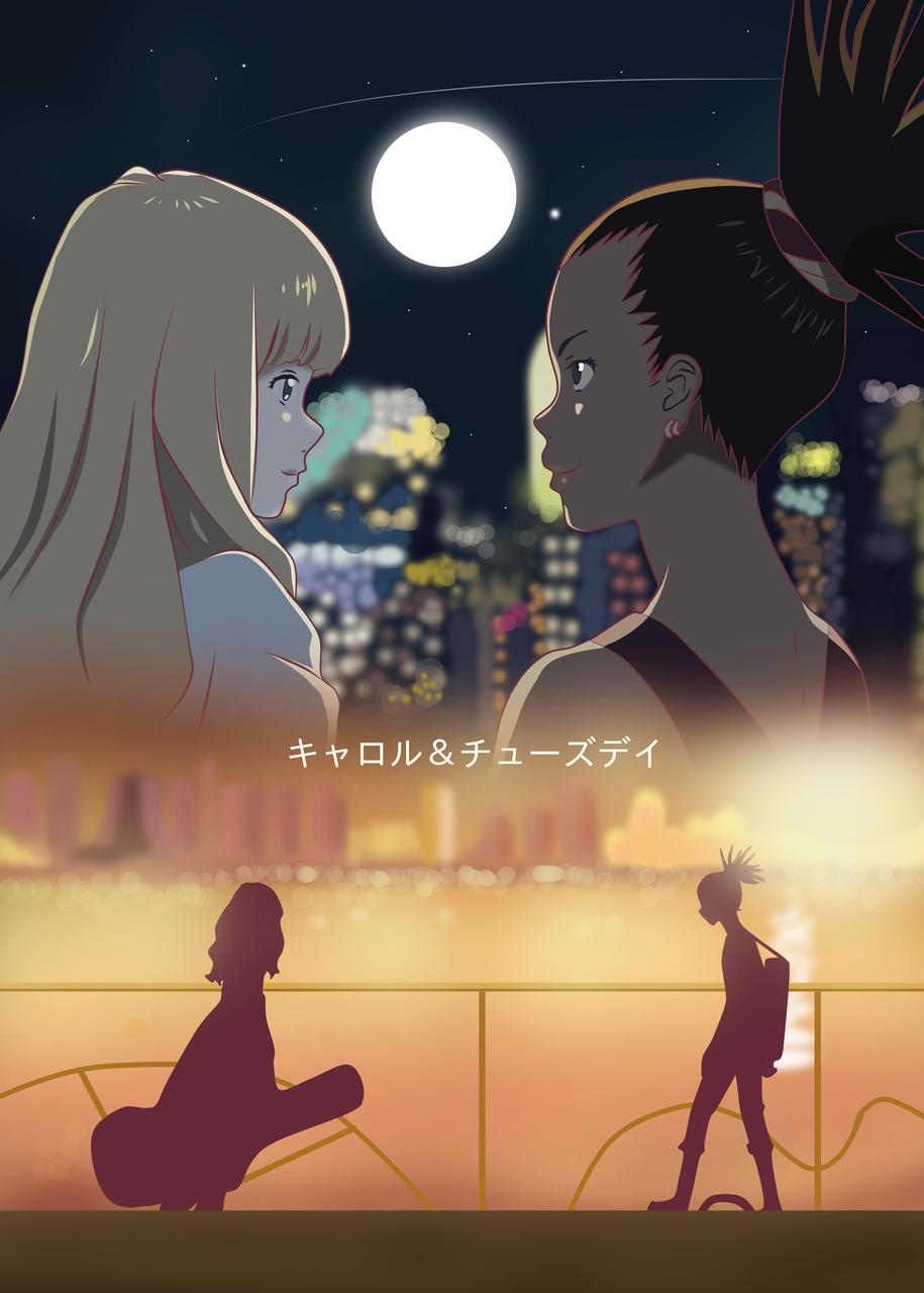 Fam Art Carole & Tuesday Illust of alejandroabms carole&tuesday_fan anime