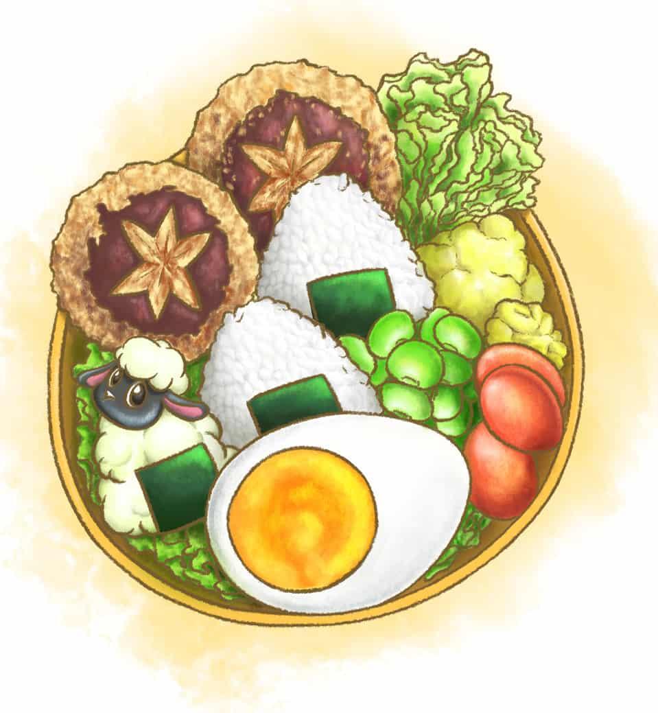Illust of 猫雨 October2020_Contest:Food
