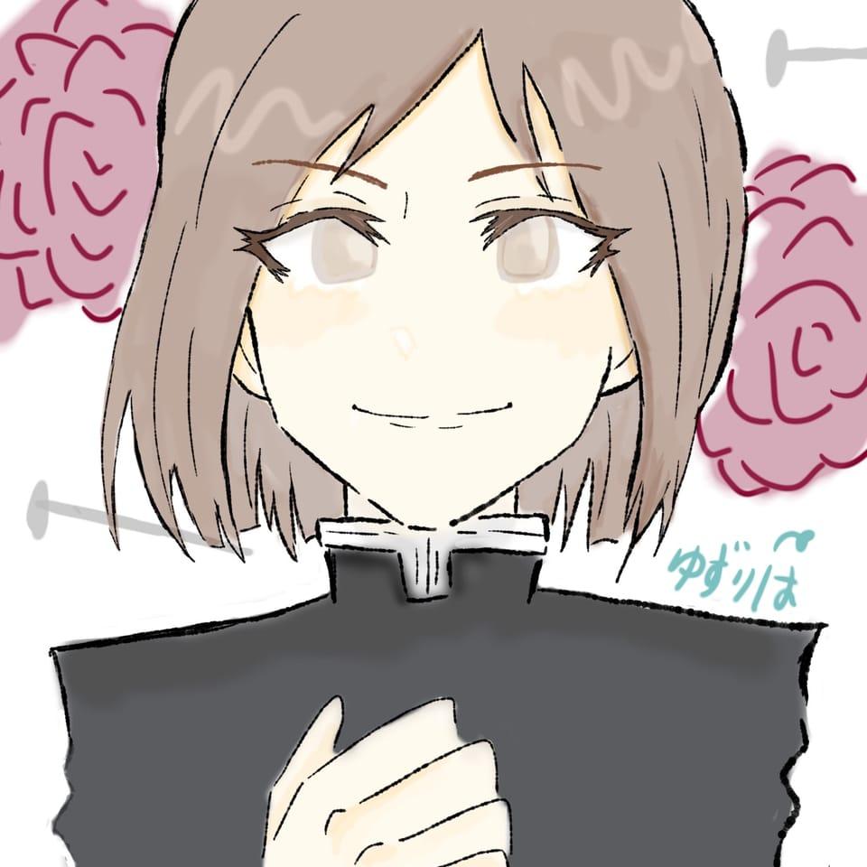 沙織ちゃん 私‥ Illust of ゆずりは JujutsuKaisenFanartContest JujutsuKaisen Nobara_Kugisaki