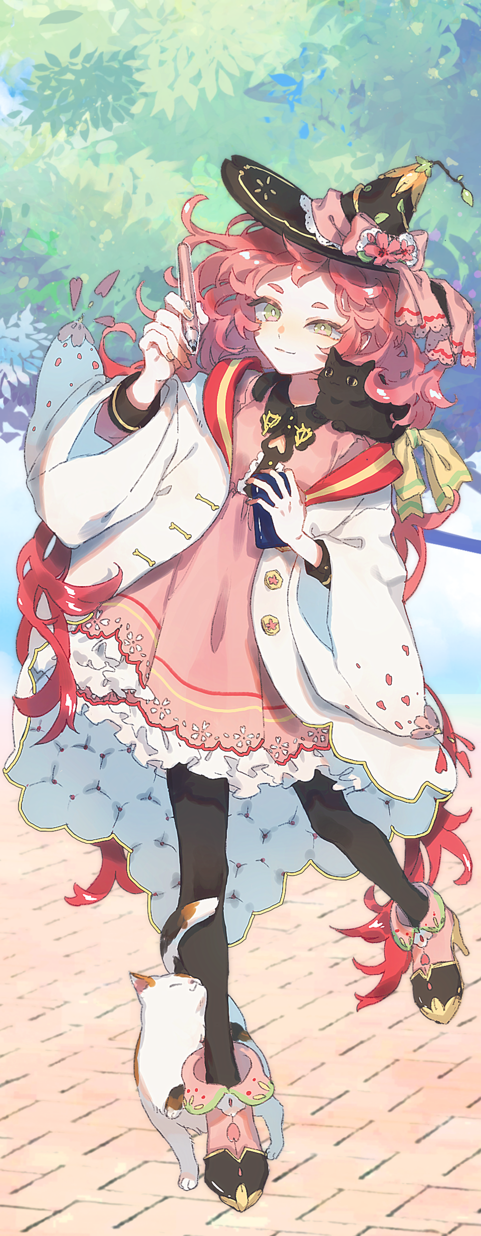 ぴんく Illust of みりん PASTEL_SKETCH2020 girl pink