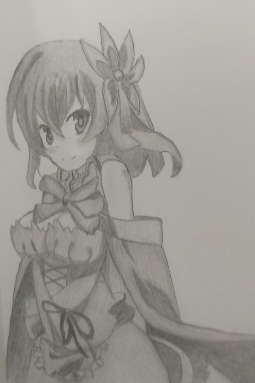 ステフ Illust of いぬぴん medibangpaint