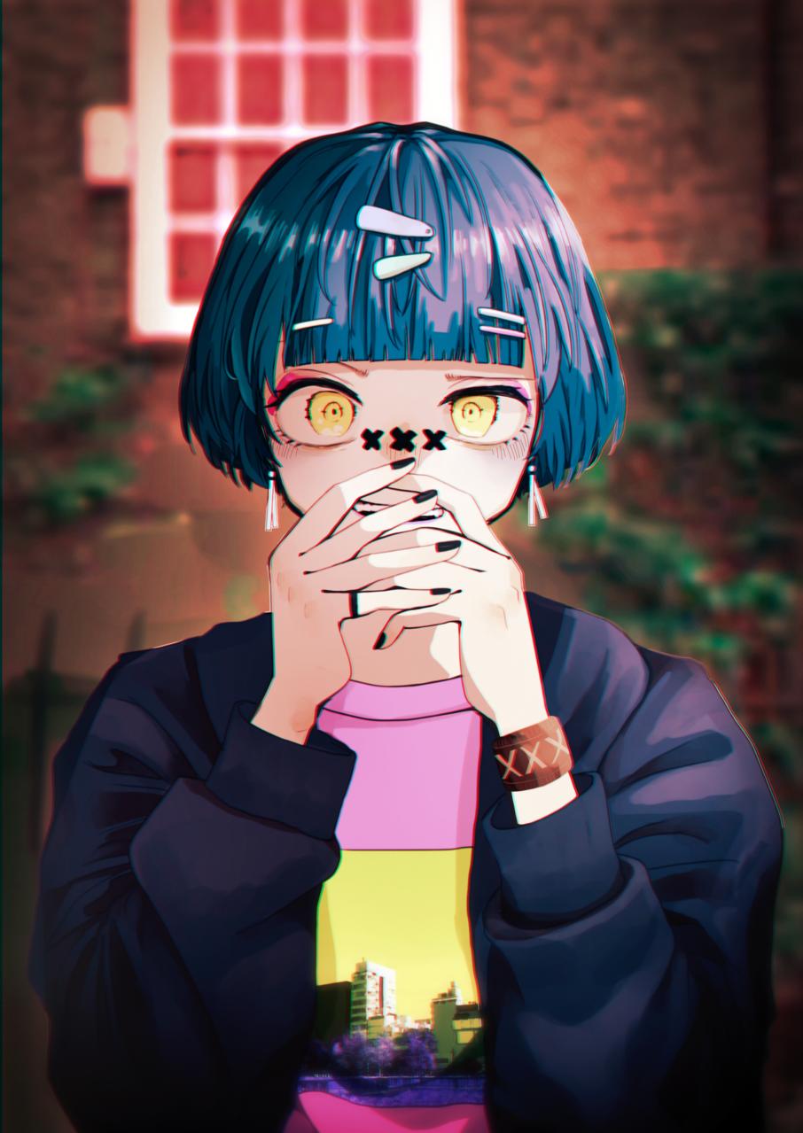 オリキャラ Illust of 空風 oc 創作少女 original