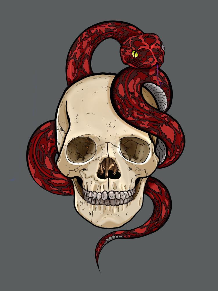 Skully&Snake