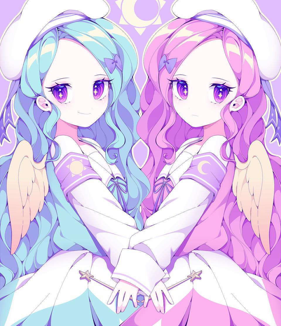sunny&moony Illust of 유정/YJ medibangpaint girl