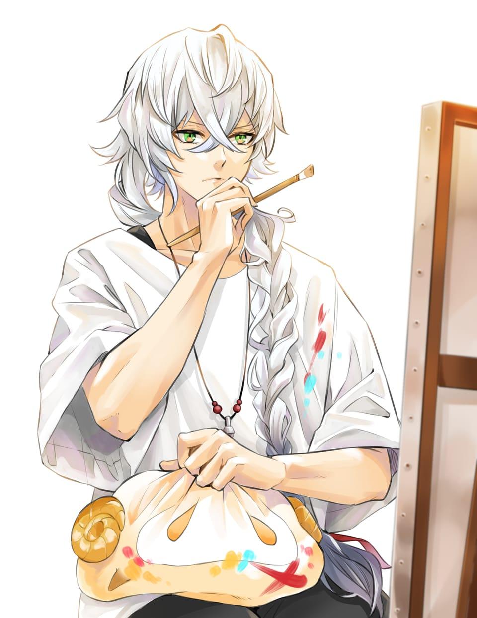 アスクレピオスさん Illust of 奥ノなる Fate/GrandOrder アスクレピオス(Fate)