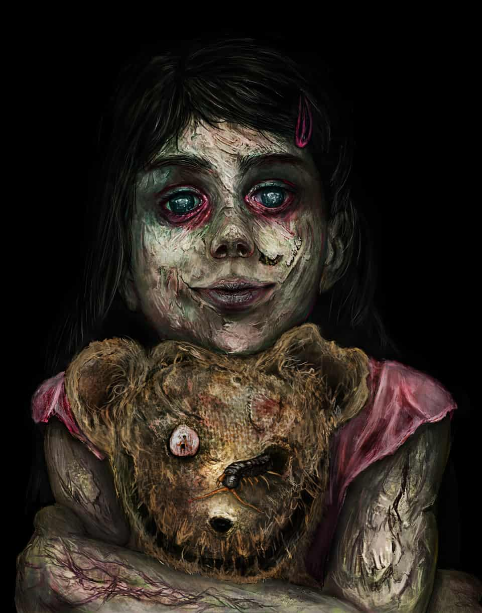 Zombie Girl/llorddd